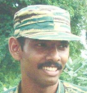 In-Charge for LTTE exile