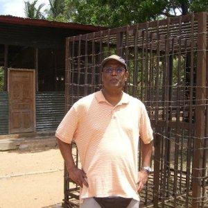 LTTE  -Dog cage