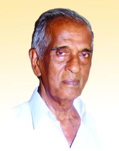 Writer S.GANESALINGAN