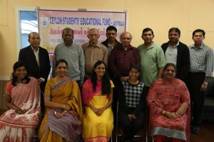 CSEF th AGM New Committee