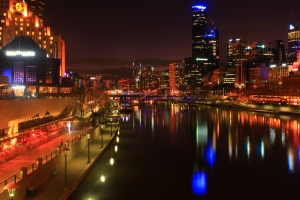 Yarra by Night